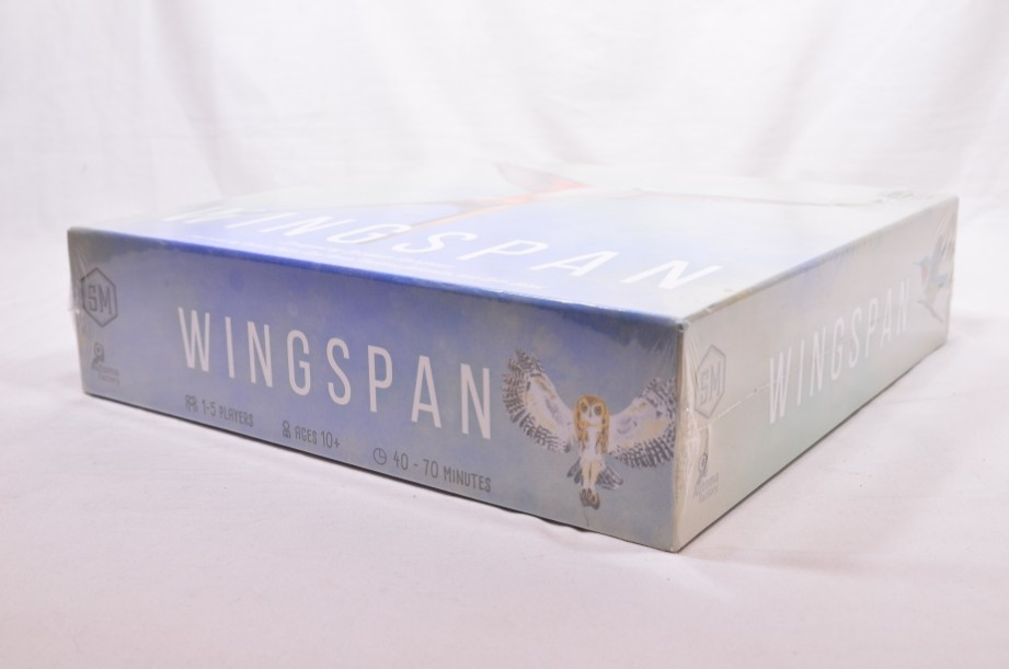 Wingspan Bird Game 1st Edition - Stonemaier Games - STM900 - Factory Sealed 9