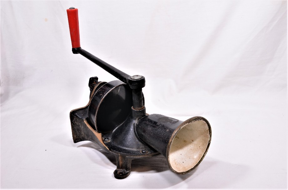 Vintage Spong & Co Ltd cast iron Mincer