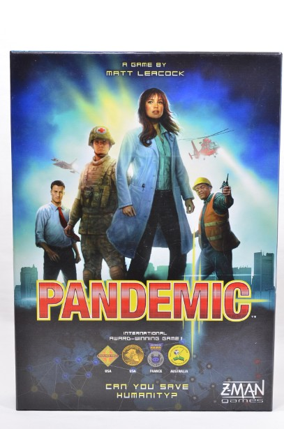 Pandemic Board Game by Z-Man Games - ZMG71100