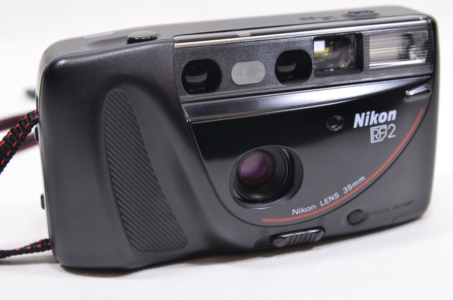 Nikon RF2 35mm Compact Point & Shoot Film Camera