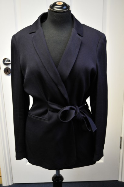 Ladies Whistle Jacket Navy Blue Good condition 1