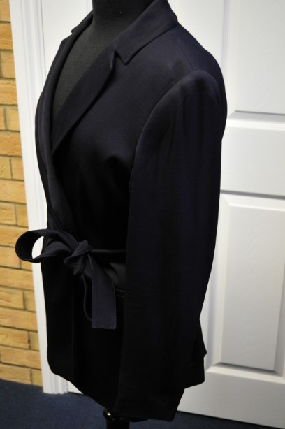 Ladies Whistle Jacket Navy Blue Good condition 2