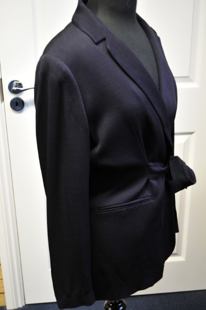 Ladies Whistle Jacket Navy Blue Good condition 3