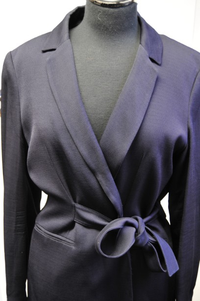 Ladies Whistle Jacket Navy Blue Good condition 4