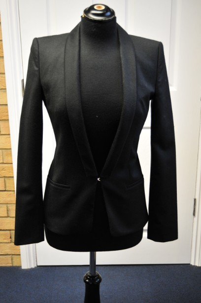 Women's Hugo Boss Black Jacket/Blazer size 6