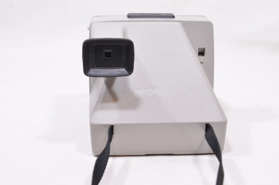 Polaroid The Button Land Camera Instant SX-70 Film Camera with Everflash 90 4