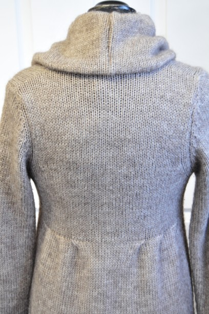 Women's Phase Eight Chunky Knit Cardigan in Taupe size M 6