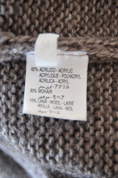 Women's Phase Eight Chunky Knit Cardigan in Taupe size M 8