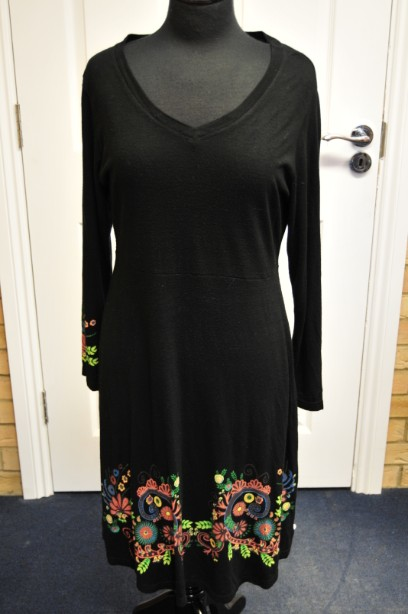 Women's Joe Browns Black Dress size 18