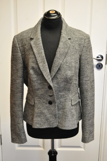 Women's Hobbs Herringbone Jacket/Coat/Blazer size 16