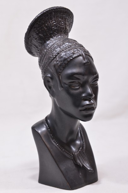 Lladro Head of Congolese Woman - Retired 1987 - Item #01012148 11