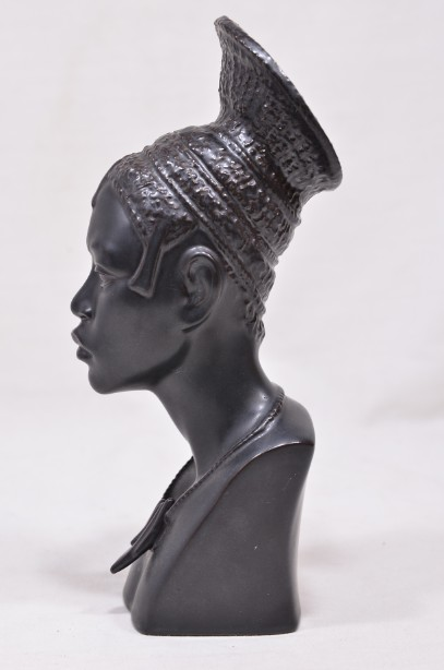 Lladro Head of Congolese Woman - Retired 1987 - Item #01012148 5