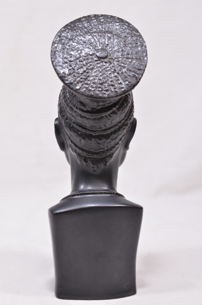 Lladro Head of Congolese Woman - Retired 1987 - Item #01012148 6