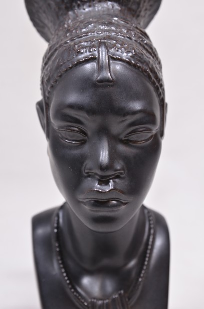 Lladro Head of Congolese Woman - Retired 1987 - Item #01012148 7