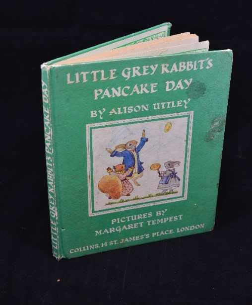 Little Grey Rabbit's Pancake Day Alison Uttley