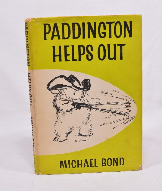 Paddington Helps Out  Michael Bond 1966