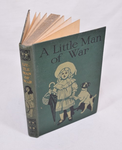 A Little Man of War  L.E Tiddeman