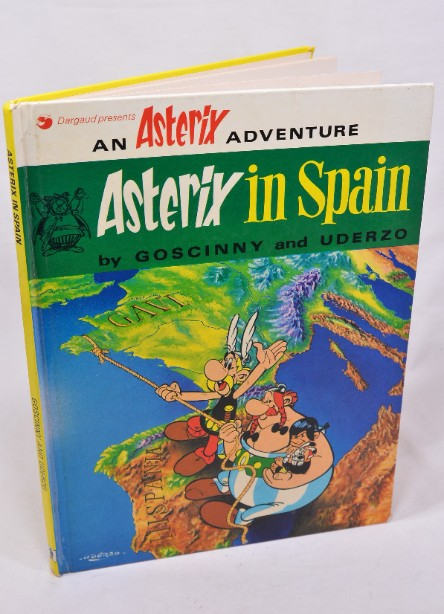 Vintage   'Asterix In Spain' annual