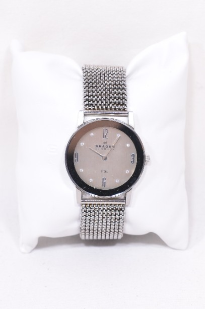 Skagen Ladies Watch (39LSSSI) with Mesh Band - boxed