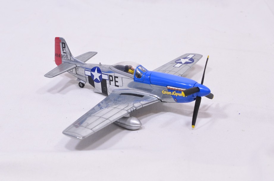 1:72 Corgi The Aviation Archive P51D Mustang - Cripes A' Mighty AA32205 3