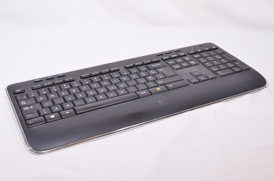 Logitech K520 Wireless Keyboard - UK Layout