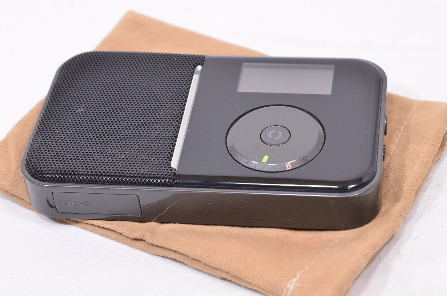 F&H Pocket WiFi Internet Radio in original box - PPS-FM