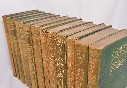Collection of 14 Charles Dickens Leather Bound Books 1905 Thumbnail 6