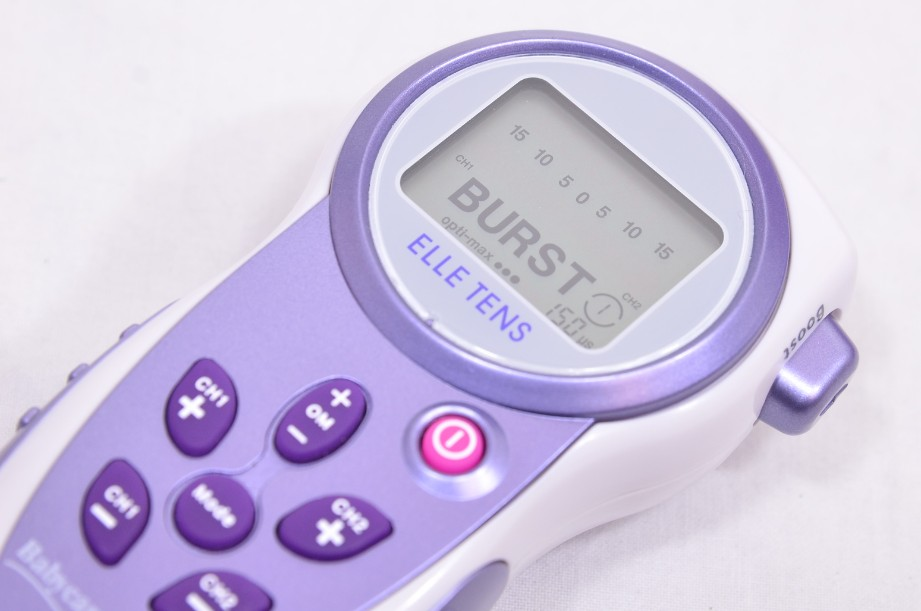 Elle Babycare TENS Machine - Drug Free Pain Relief for Labour and Beyond 5
