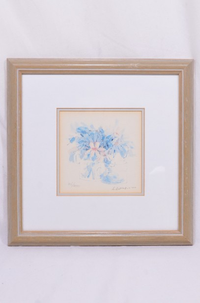 4 Framed and Signed Limited Edition Watercolour Prints by Clara Hung Mei Yee 5