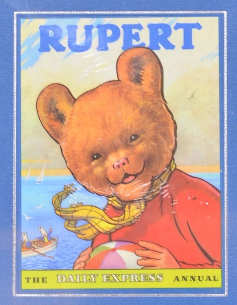 Rupert Bear 1959 Annual - Limited Edition Reproduction (sealed) 3