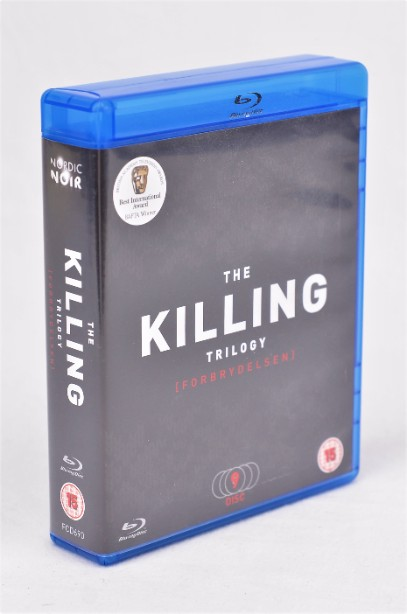 The Killing - 9 disc Blu-ray set - includes all 3 complete series (2012) 1