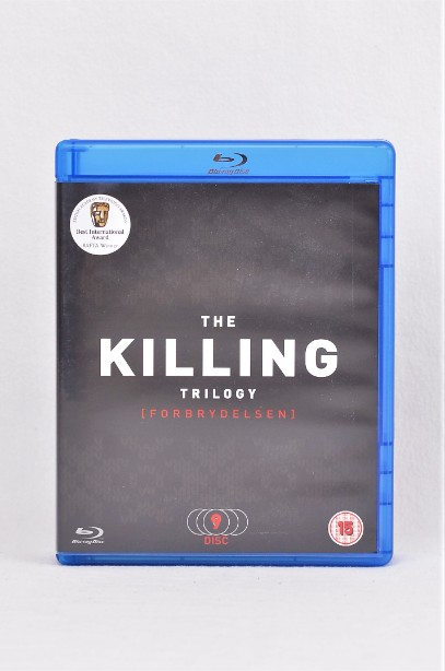 The Killing - 9 disc Blu-ray set - includes all 3 complete series (2012) 2