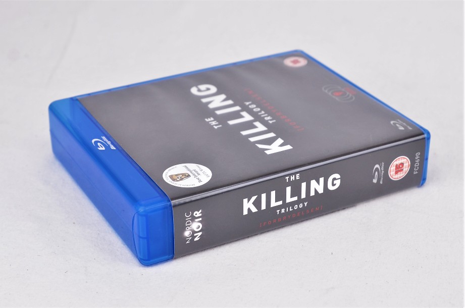 The Killing - 9 disc Blu-ray set - includes all 3 complete series (2012) 3