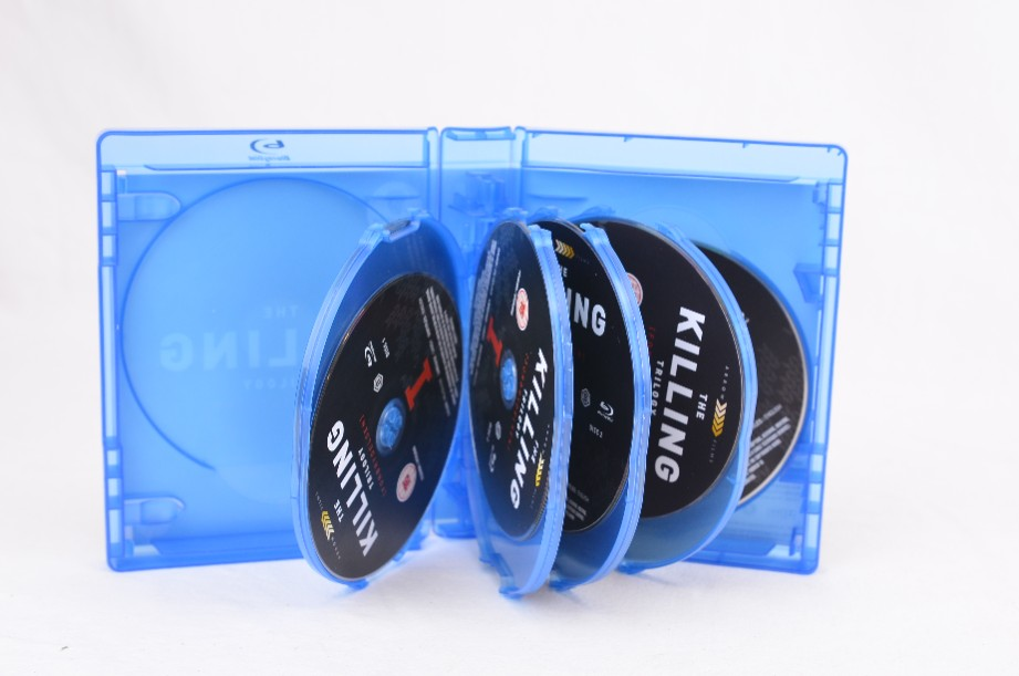 The Killing - 9 disc Blu-ray set - includes all 3 complete series (2012) 4