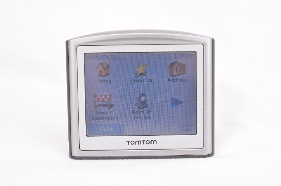 TomTom One 3rd Edition Sat Nav GPS with UK & Ireland maps