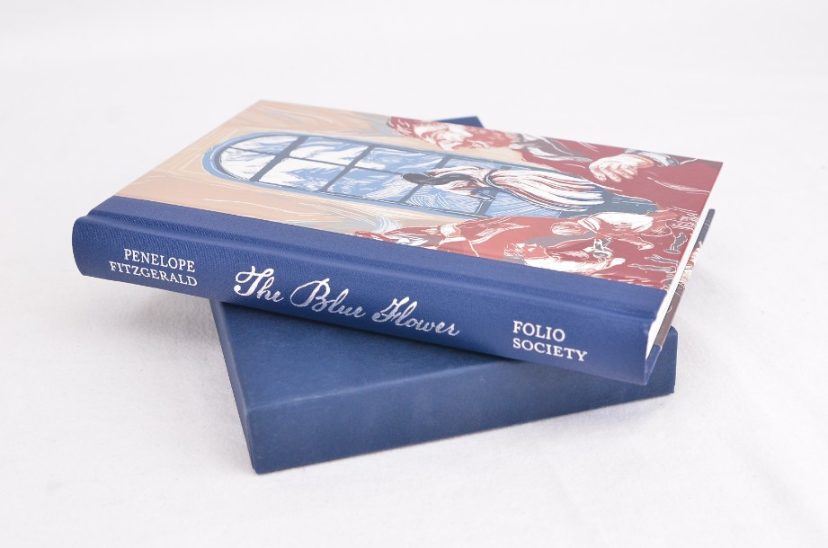 The Blue Flower - Penelope Fitzgerald - Folio Society 2015 - 1st Printing