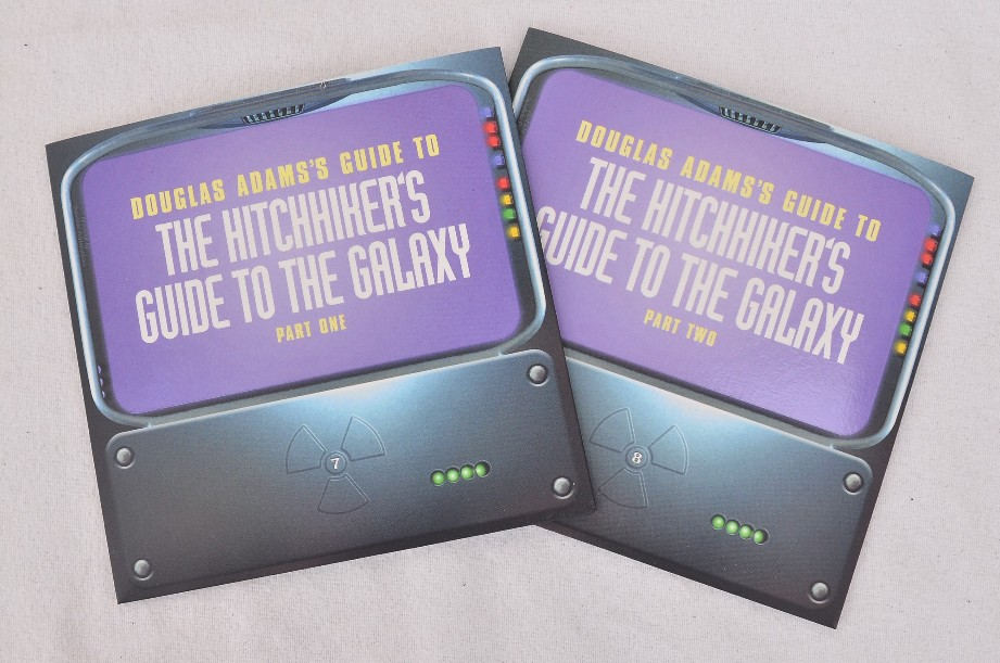Hitchhiker's Guide to the Galaxy Collector's Edition 8 CD Box Set