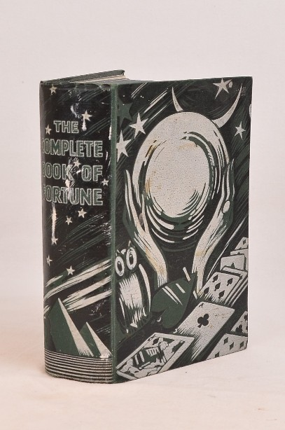 The Complete Book of Fortune - 1936 1st edition vintage hardback book